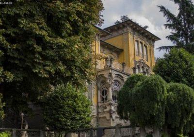 5 luoghi poco conosciuti di Torino - Villa Scott