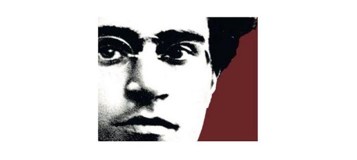 fotografia dell'intellettuale socialista Antonio Gramsci