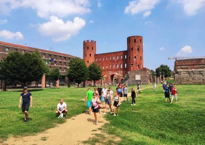 Free Walking Tour Torino - Gruppo