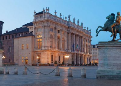 Free Walking Tour Torino - Palazzo Madama