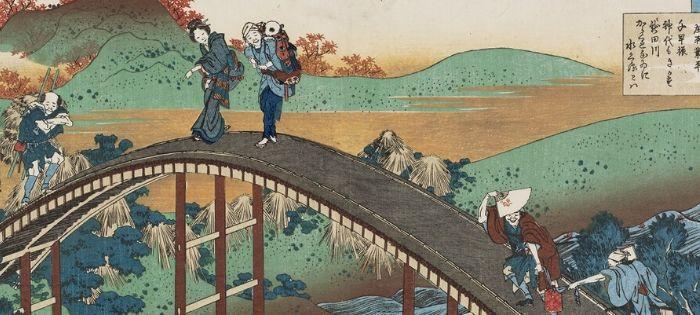 """Mostra """"Hokusai, Hiroshige, Hasui. Viaggio nel Giappone che cambia"""""""