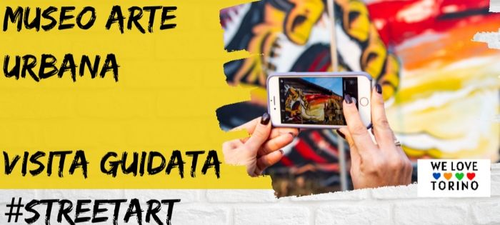 Torino, museo arte urbana dedicato alla street art